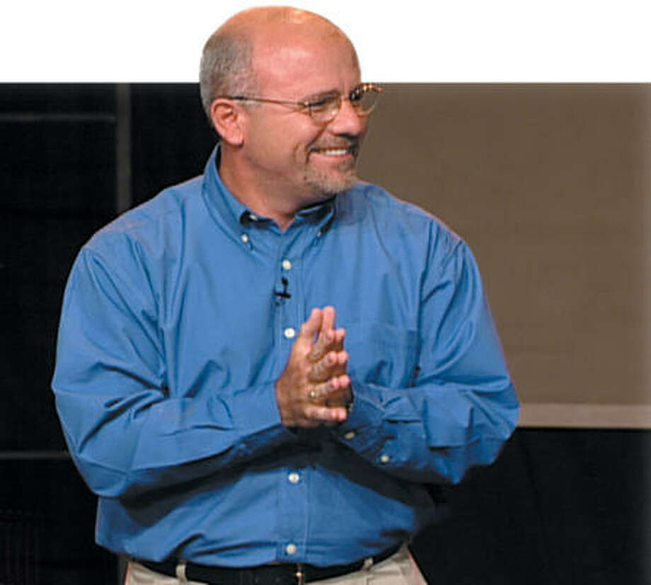 Dave Ramsey's goal is to help people do a better job of managing their personal finances. Photo: Courtesy Photo