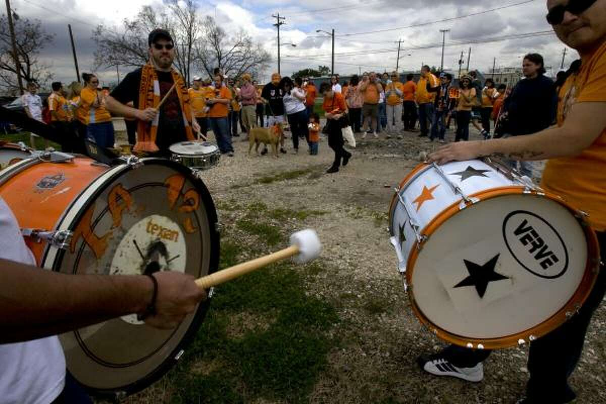 Dynamo fans are a step closer to seeing their team have a new stadium.
