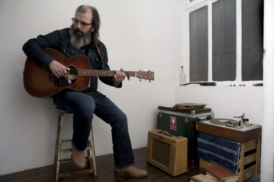 Singer-songwriter Steve Earle can add author and actor to his résumé. Photo: Ted Barron