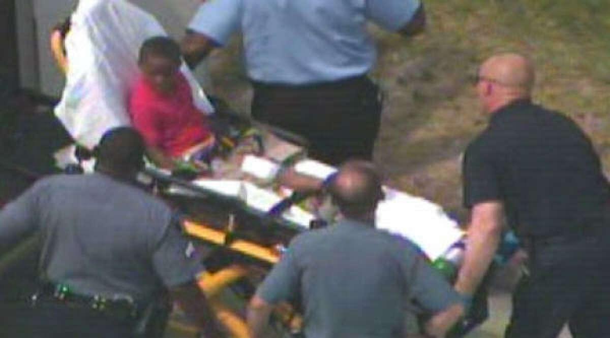 According to KHOU-TV (Channel 11) three children were hurt.