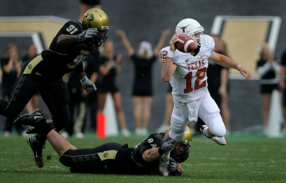 Colorado becomes the first new member of the Pac-10 Conference since 1978. Photo: Doug Pensinger, Getty Images