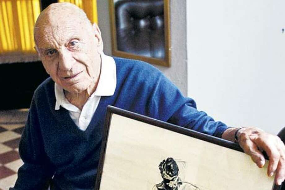 "Francisco ""Pancho"" Varallo gave an interview earlier this year to FIFA to mark his 100th birthday. He said the loss to Uruguay in the 1930 World Cup final was his greatest disappointment. Photo: AFP / Getty"