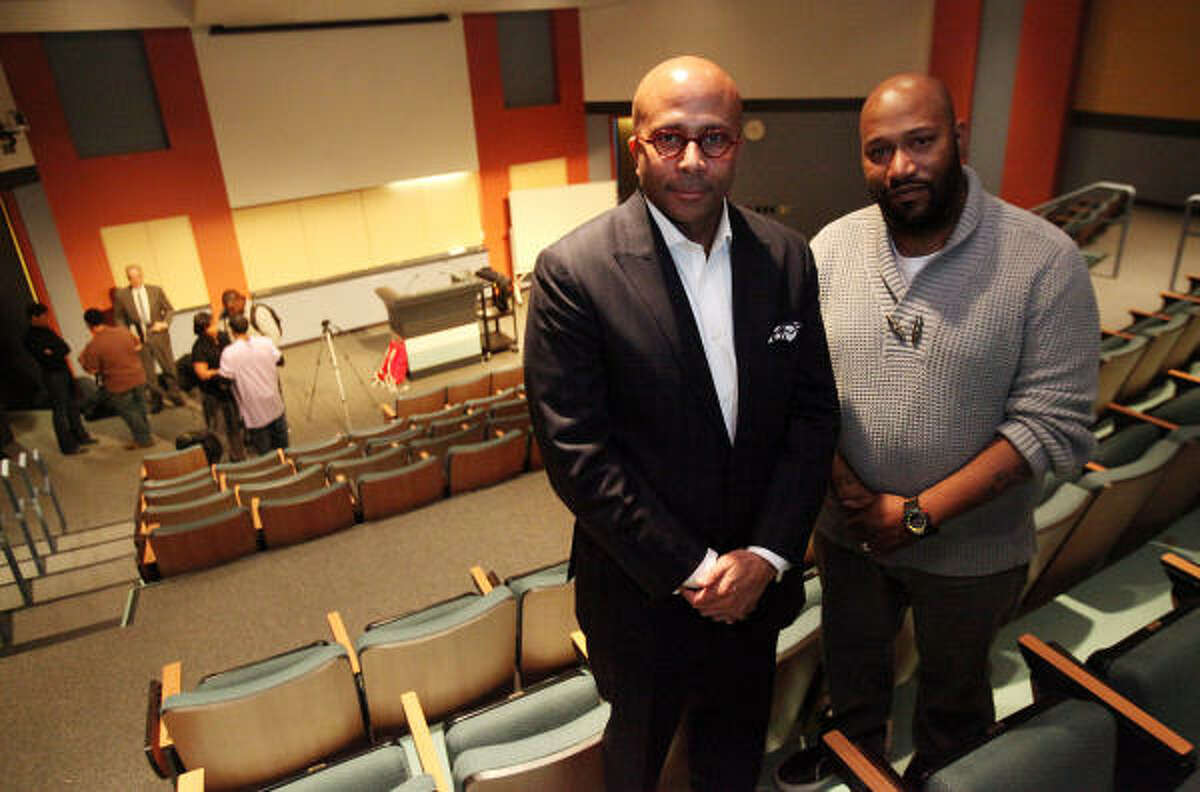 Dr. Anthony Pinn and local rapper Bun B are co-teaching a hip-hop music class in the religion department at Rice University.