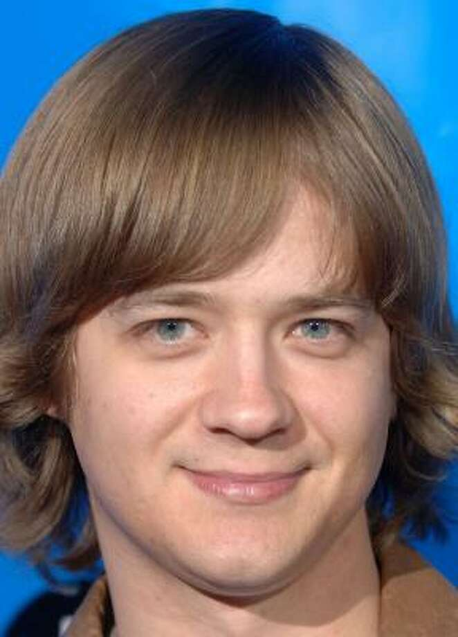 Jason Earles stars as Miley Cyrus' older brother Jackson in The Disney Channel's Hanah Montana. Photo: Toby Canham, Getty Images