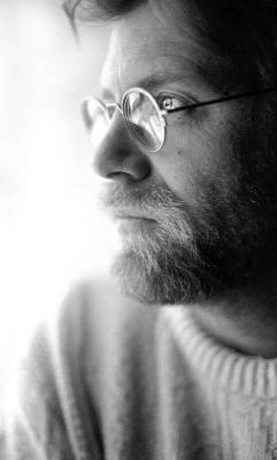 Fiction writer George Saunders shows his nonfiction chops with his new book. Photo: TOM MASON