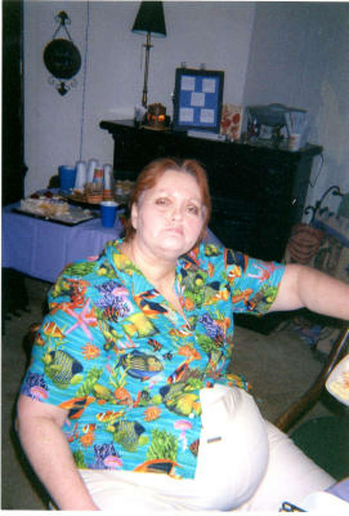 Donna Lopez, died in 2009.