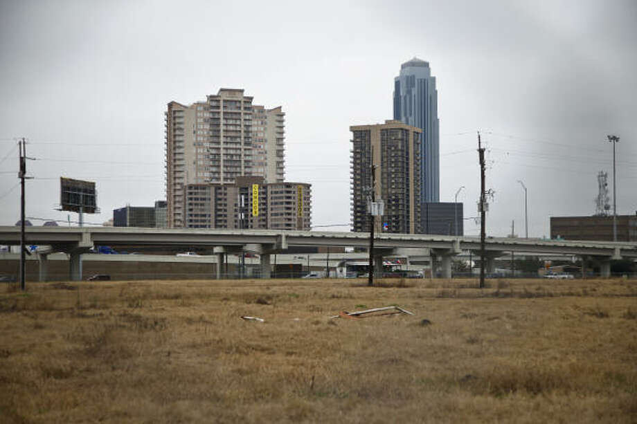 The proposed location of a new stadium for the Dynamo has generated a wave of reactions. Photo: Michael Paulsen, Chronicle