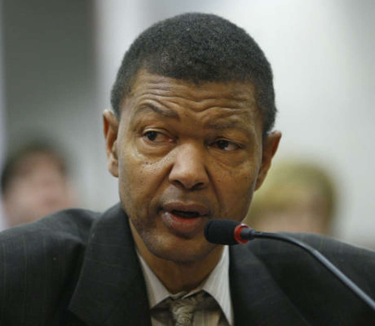 Attorney Gary Bledsoe, president of the Texas NAACP, was tapped Thursday by Gov. Rick Perry to be a member of the new Texas Southern University governing board. Bledsoe will join Glenn Lewis, Javier Loya, Richard Salwen and Richard Holland on the new board if the state Senate confirms Perry's selections.