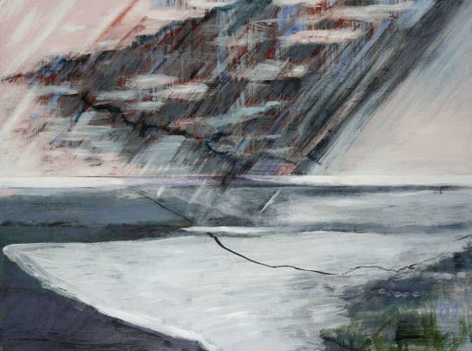 Road to Utopia, 2008, by Richard Stout