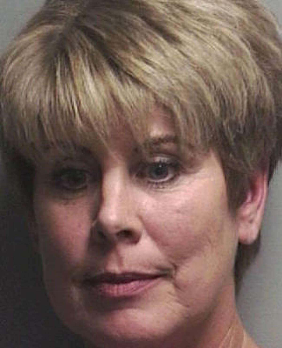 Suspect Pamela R. Pugh is being held on $5,000 bail.