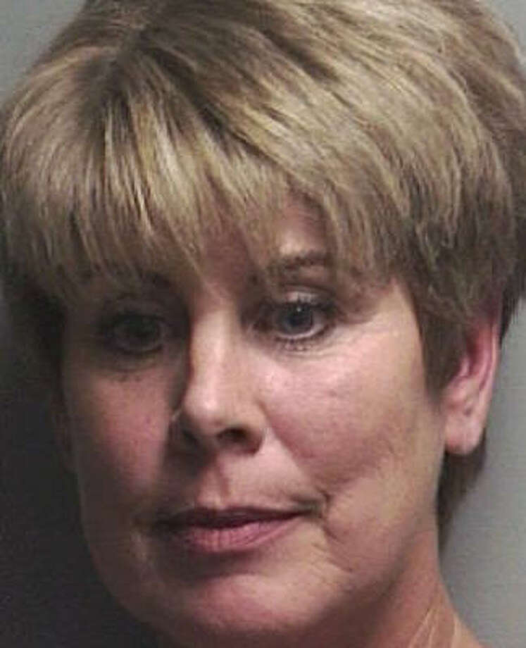Suspect Pamela R. Pugh is being held on $5,000 bail. Photo: Harris County Sheriff's Office
