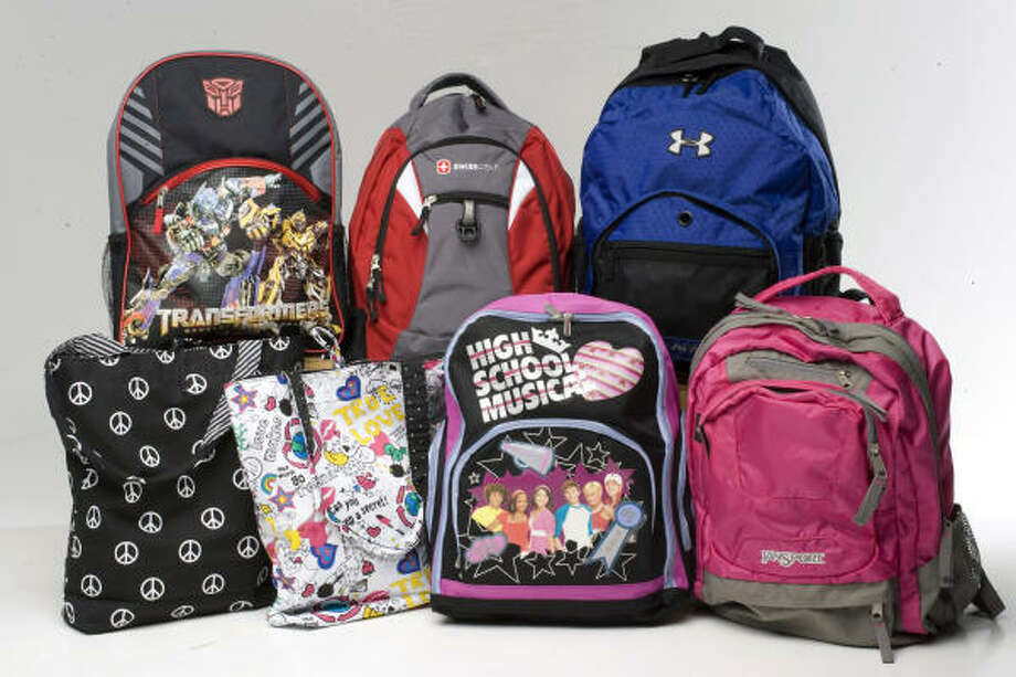 ac650c820e Back to school  backpacks for all ages - Houston Chronicle