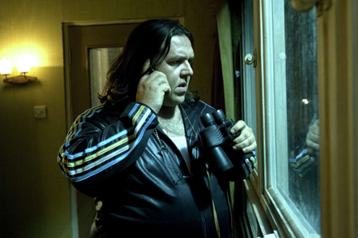 Nick Frost as Ron in