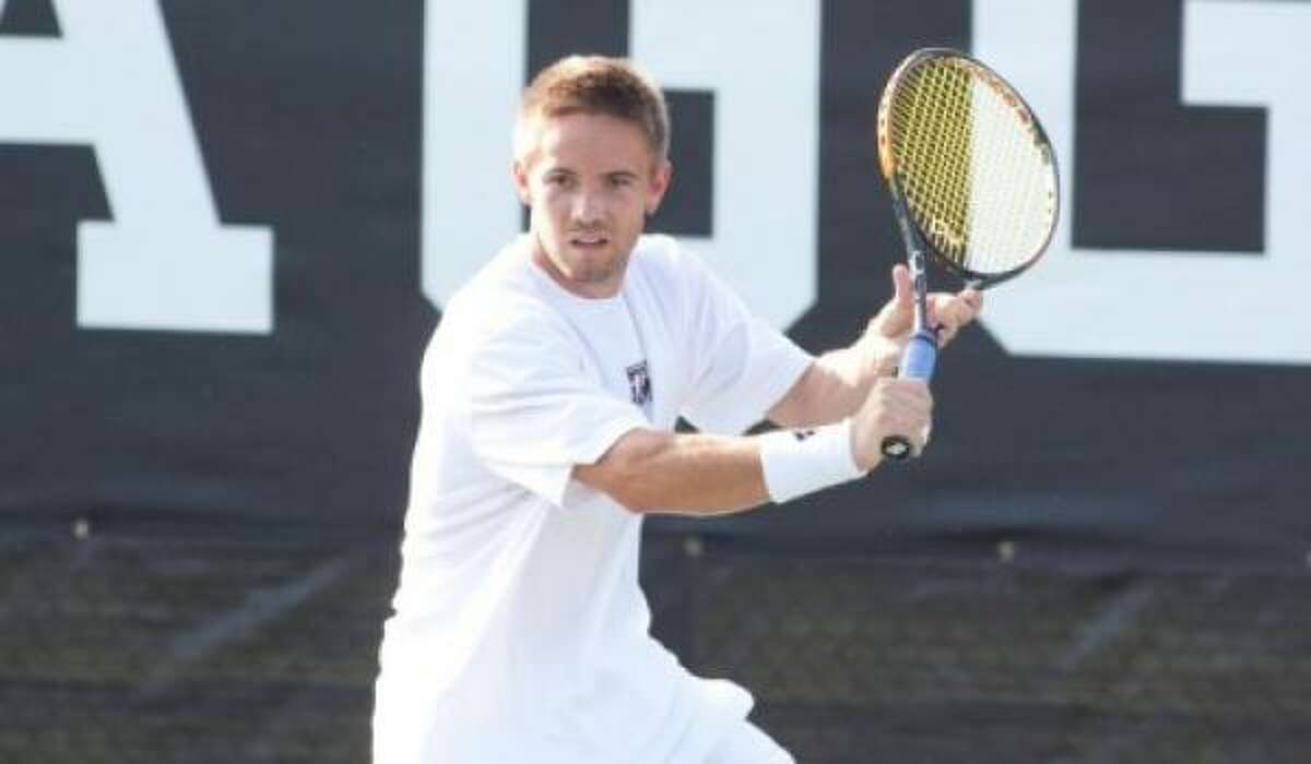 Connor Pollock, A&M's No. 1 player, will try to lead the 15th-seeded Aggies to the national championship.