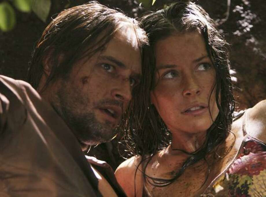 Kate and sawyer hook up
