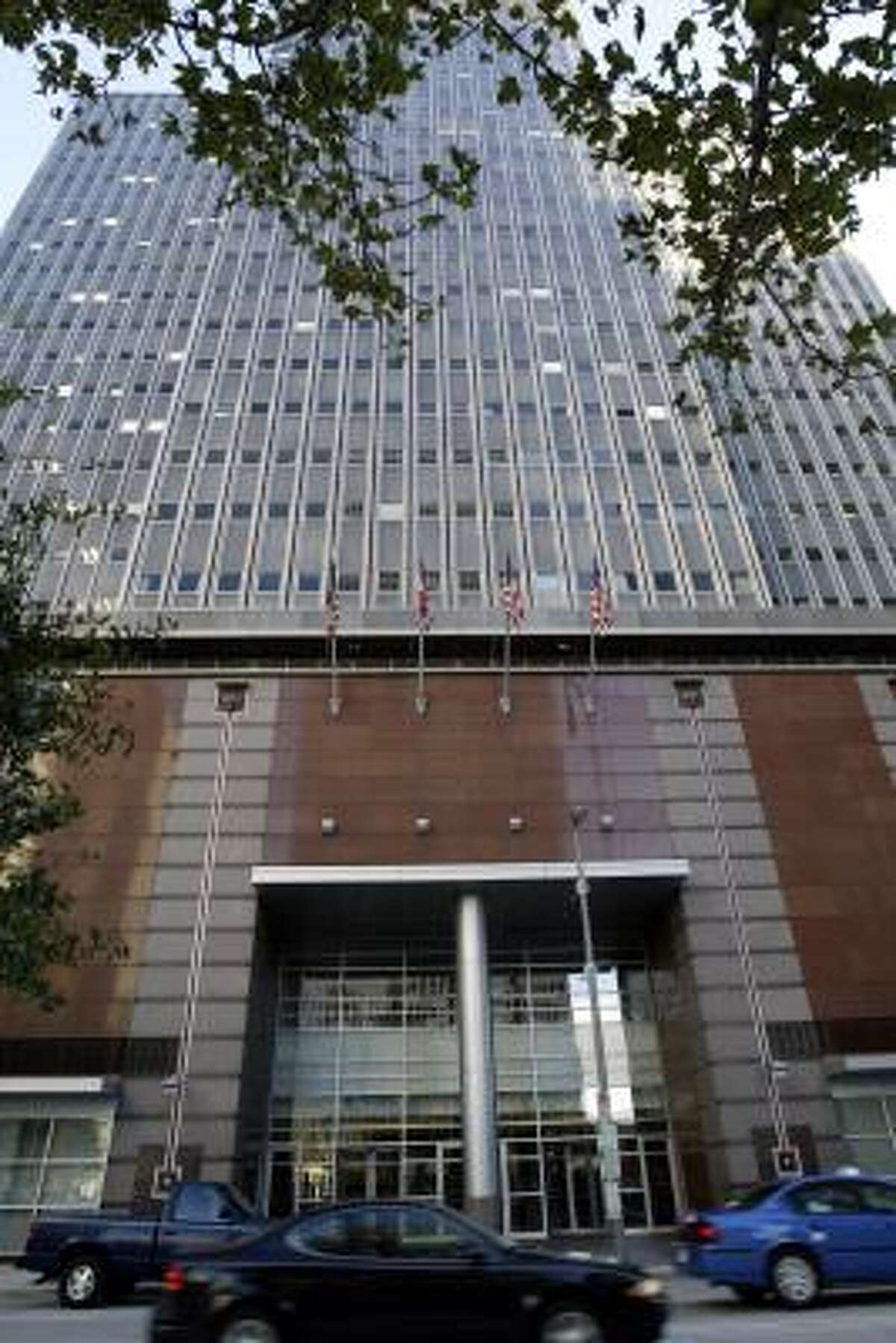 Sources familiar with the deal say the former Bank One Center sold for more than $100 million.