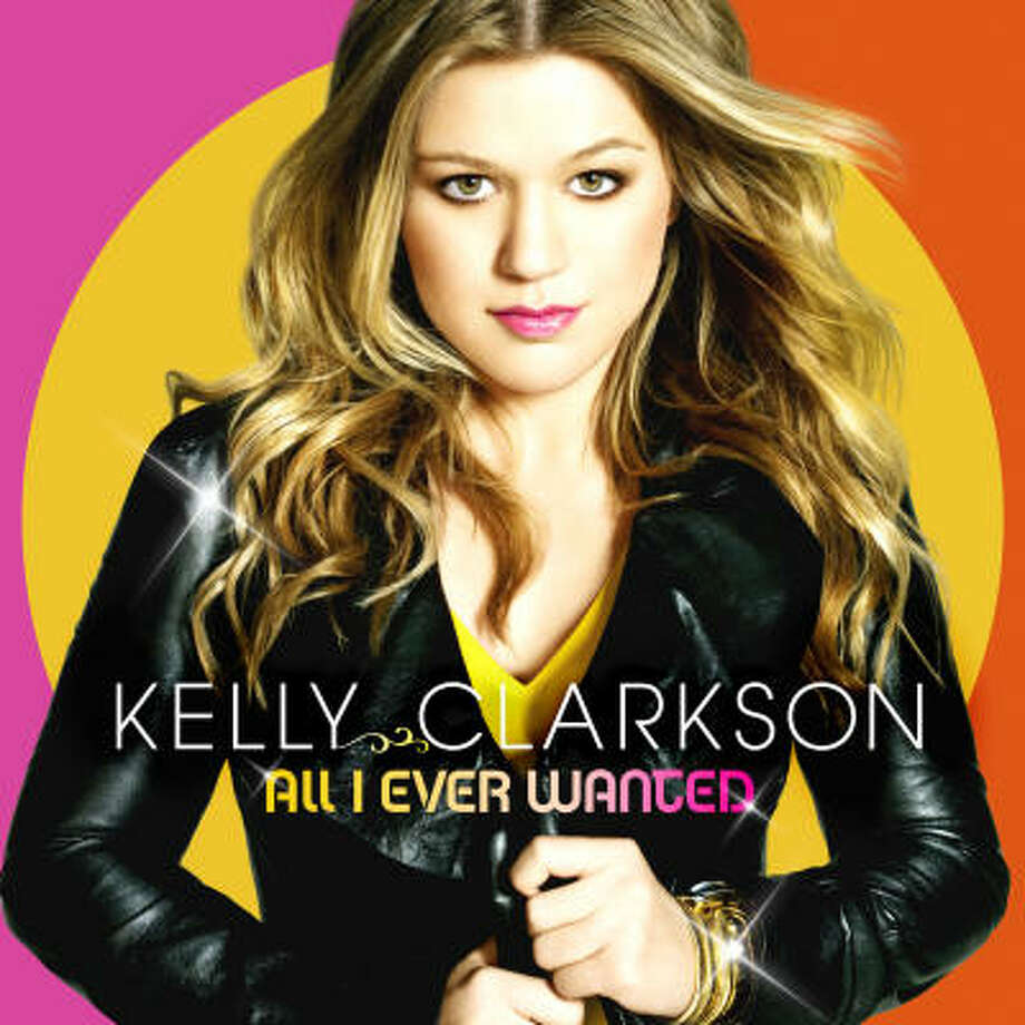 NEW CD: Cover of All I Ever Wanted by Kelly Clarkson. Photo: COURTESY PHOTO