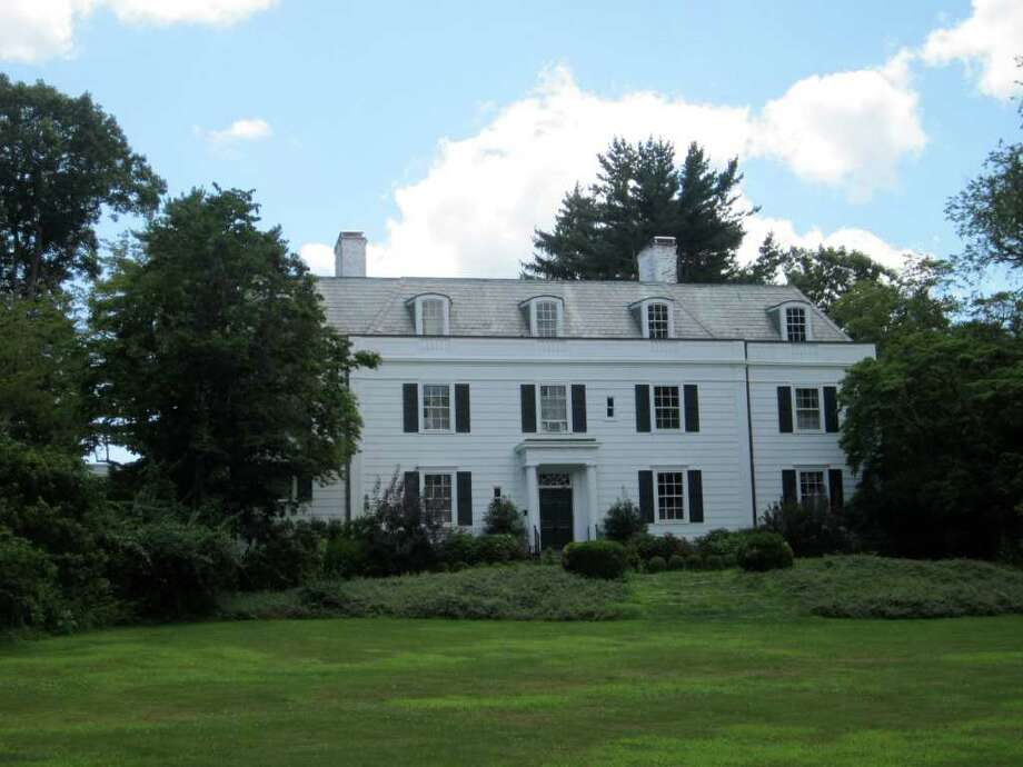 The home of the Darien Community Association is the Meadowlands on Middlesex Road. A popular venue for weddings, the building is listed on the National Registry of Historical Places and features walking trails, a bird sanctuary, and formal gradens. - Photo by john H. Palmer Photo: File Photo