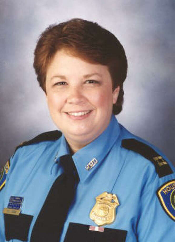 Vicki L. King became an HPD officer in November 1985 and heads the tactical support command. Photo: HPD