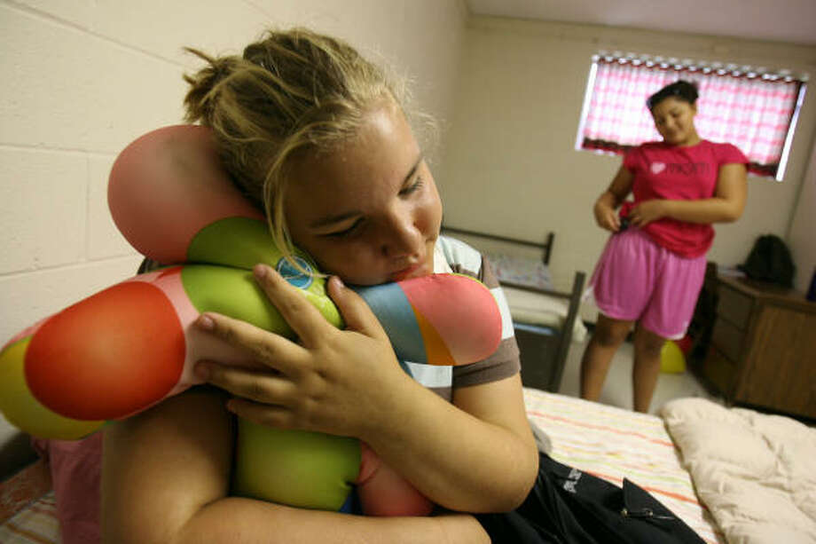 Weight Loss Camp Gives Katy Girl Hope Houston Chronicle