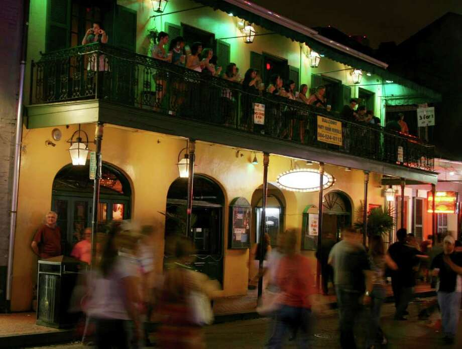 New Orleans is among Hotwire's top 10 cities to travel to for new grads.>>Click to see Lonely Planet's 10 value destinations for 2017. Photo: Ellen Creager, MBR / Detroit Free Press