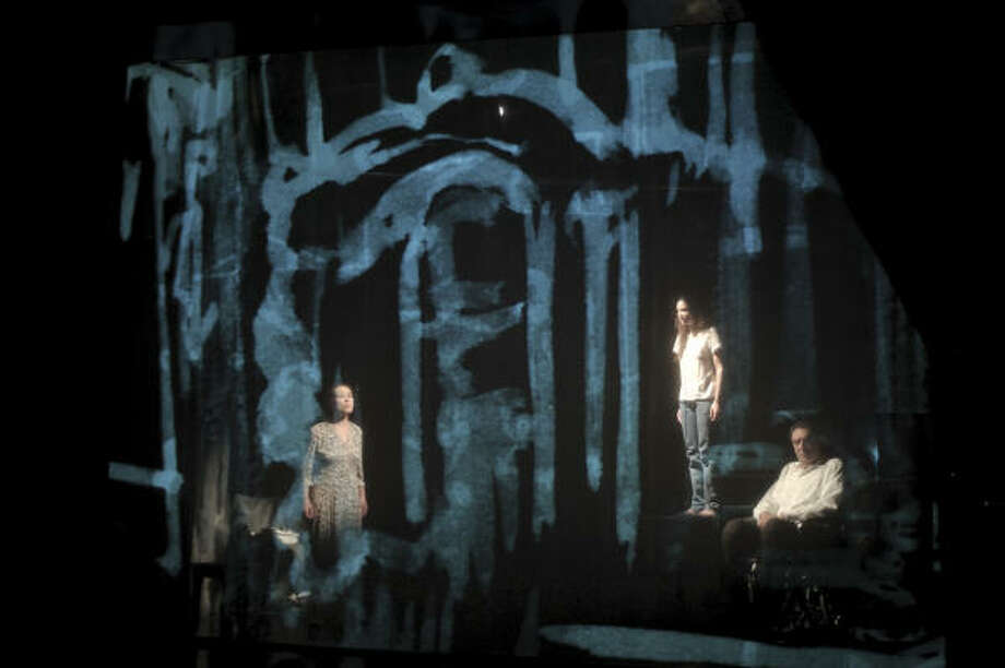Main Street Theater will present the world premeire of the English version of The House of the Spirits (shown above during its recent run at the off-Broadway Repertorio Español) during its 2009-2010 season. Photo: Courtesy Photo