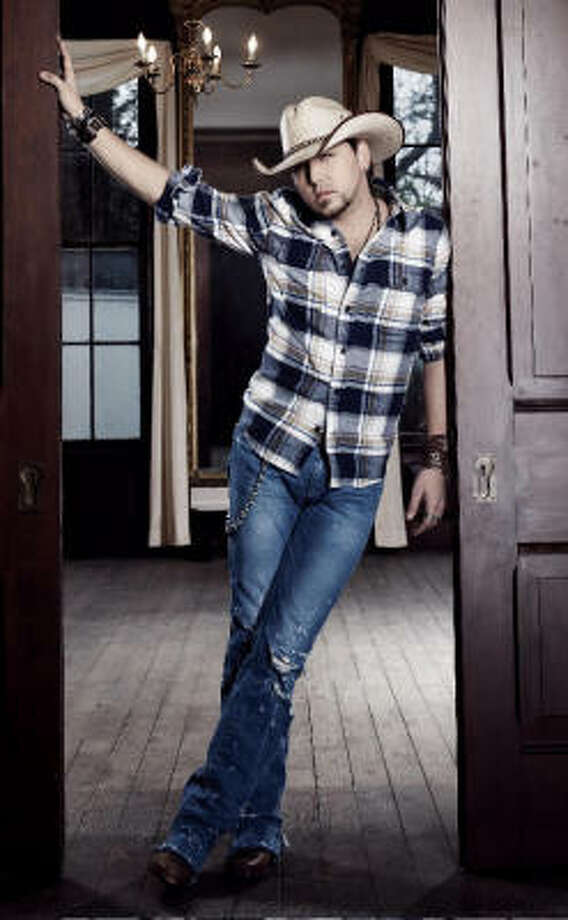 Jason Aldean once had dreams of playing major-league baseball, but focusing on his music turned out to be a good choice for the Georgia native Photo: The Greenroom PR