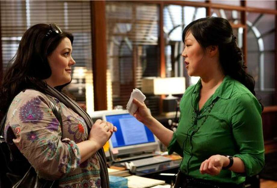 Lifetime Television's Drop Dead Diva has been break-out hit for the network. Photo: BOB MAHONEY, PR NEWSWIRE