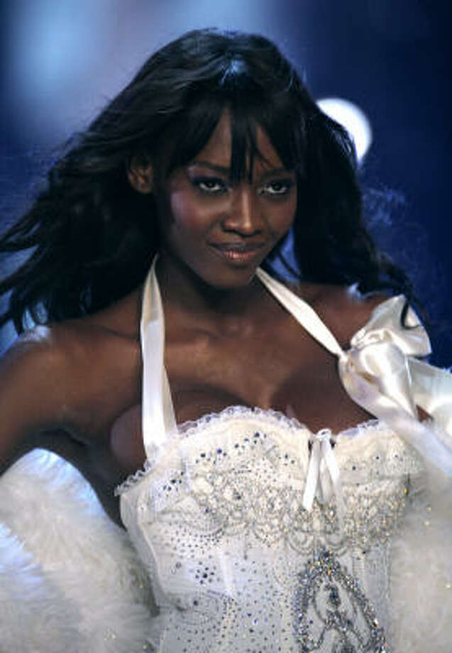 Oluchi Onweagba has opened a modeling agency in South Africa and plans to host Africa's Next Top Model. Photo: Thomas Concordia, WireImage.com