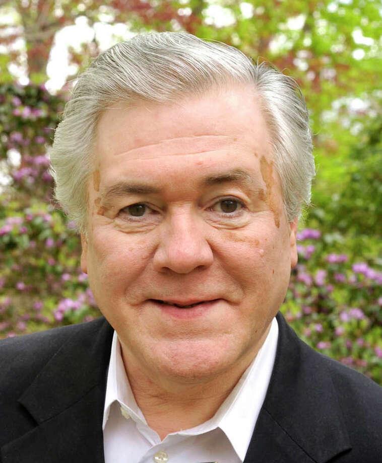 Former Danbury Mayor Jim Dyer. File photo from April 2010. Photo: Michael Duffy