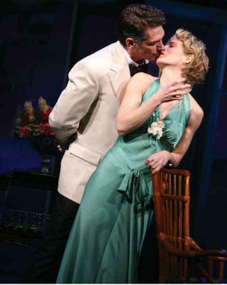 A national touring production of Rodgers & Hammerstein's South Pacific, whose revival reaped an armload of 2008 Tony Awards, will play Houston next March as part of Theatre Under the Stars' new season. Photo: Joan Marcus