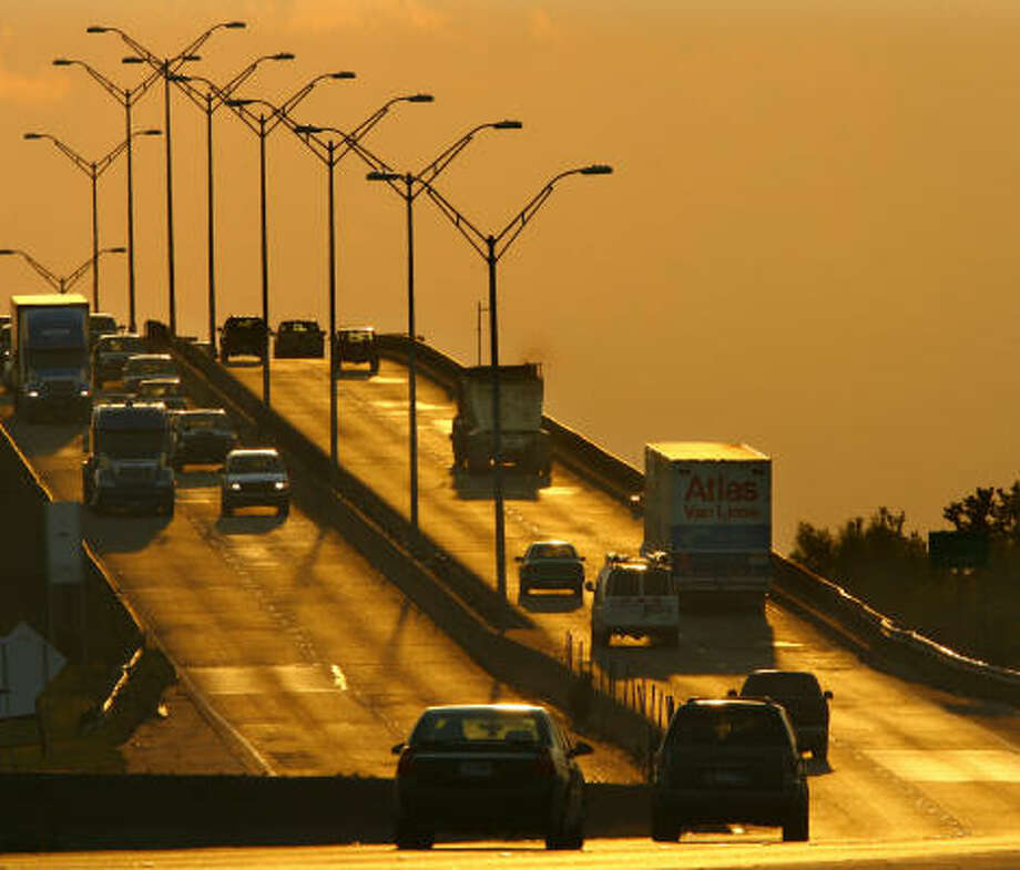 One in five Texas motorists are believed to be driving without insurance. Photo: Chronicle