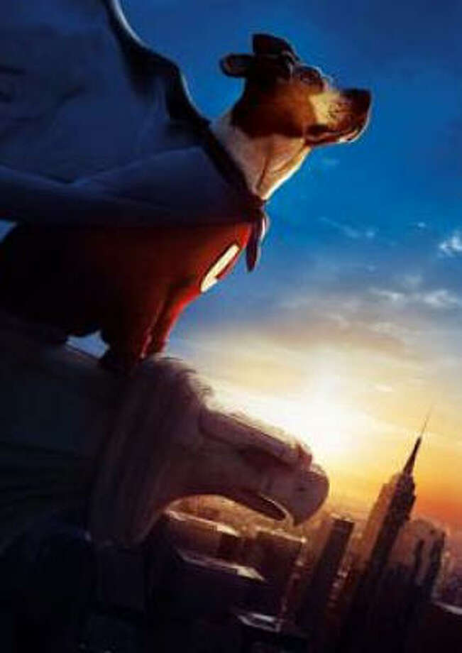 There's no need to fear. Underdog is here. Photo: Walt Disney Pictures