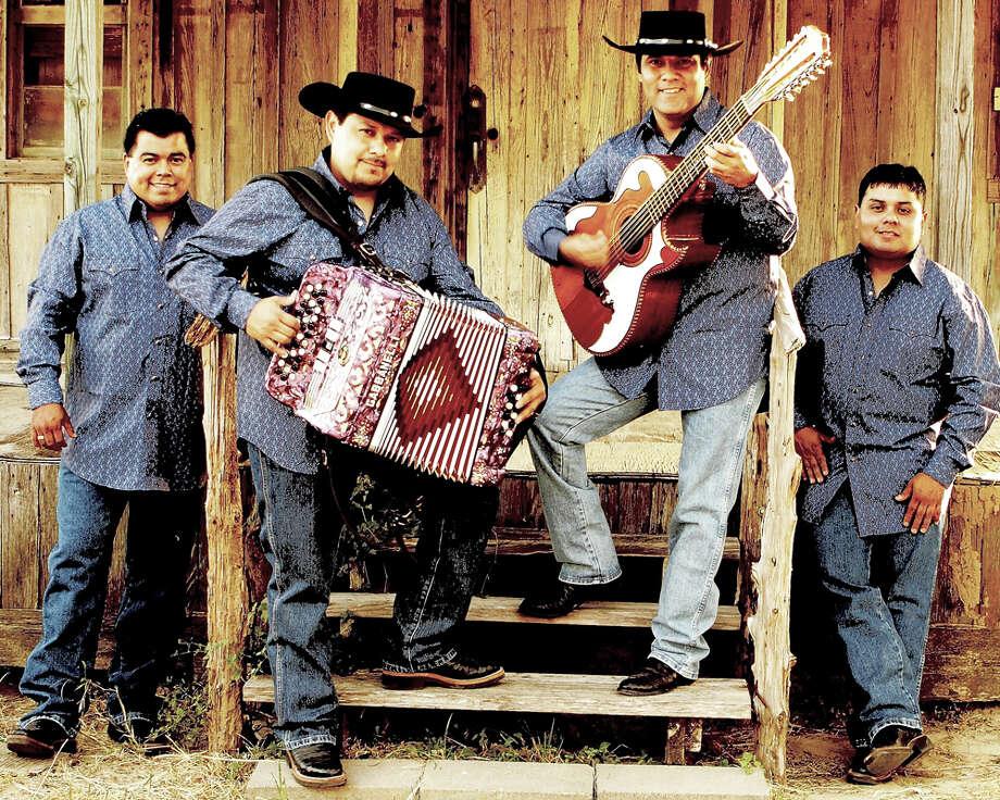 Uvalde conjunto group Los Palominos. ARMANDO LICHTENBERGER JR.