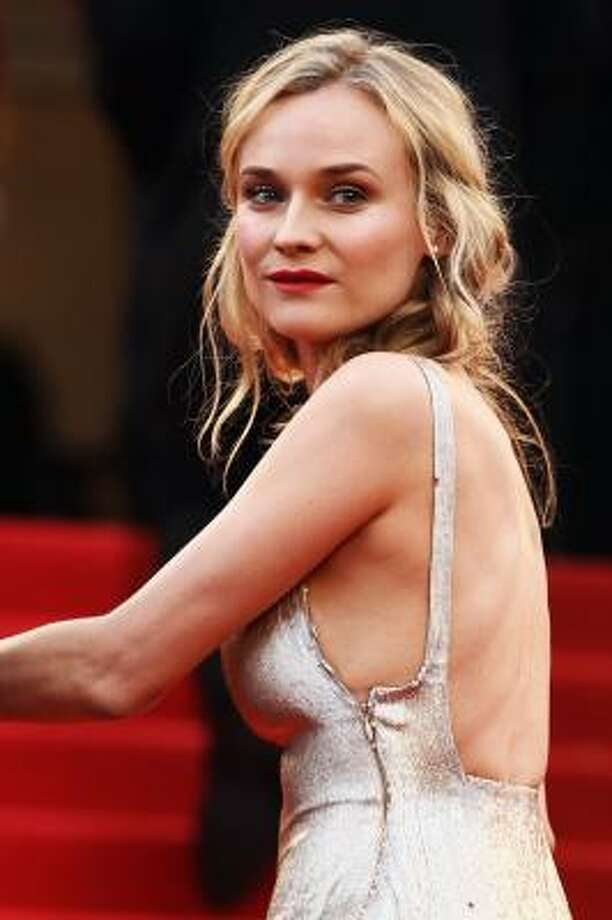 Diane Kruger beat some big names to come in at No.2. Photo: Andreas Rentz, Getty