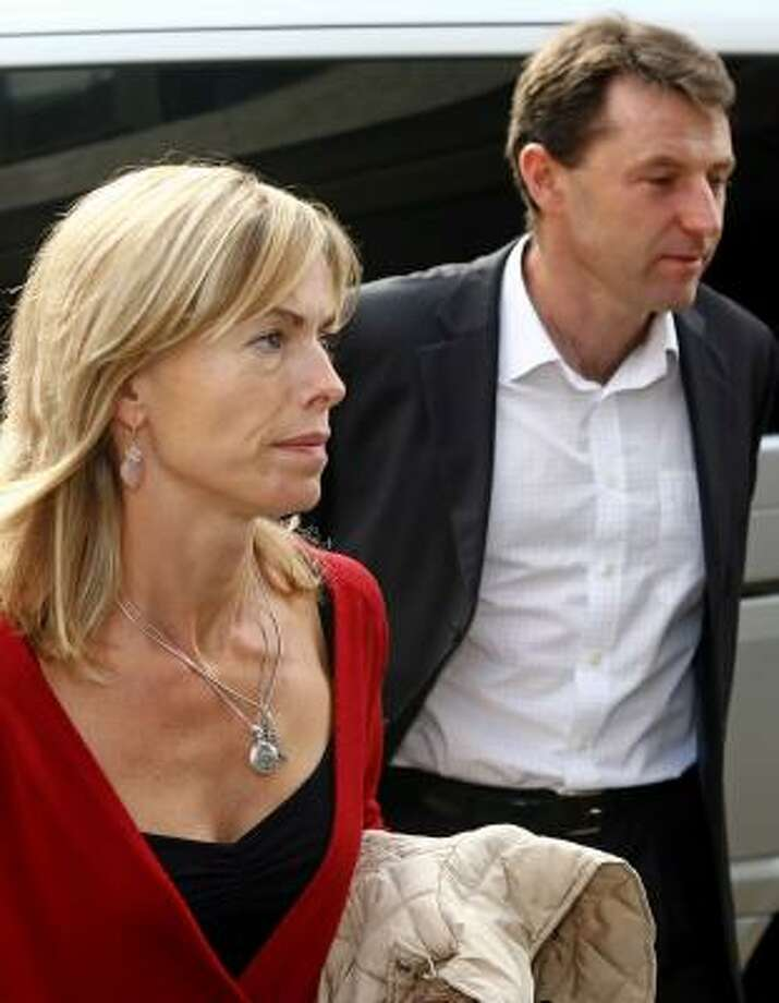 From the start, Madeleine's parents, Kate and Gerry McCann, used the media to keep the search for their daughter in the public eye. Now they have become suspects in her disappearance. Photo: LEON NEAL, AFP/GETTY IMAGES