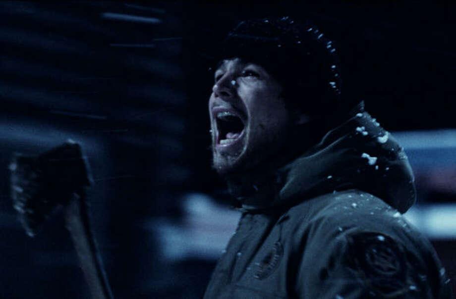 Josh Hartnett stars in vampire film, 30 days of Night. Photo: Columbia