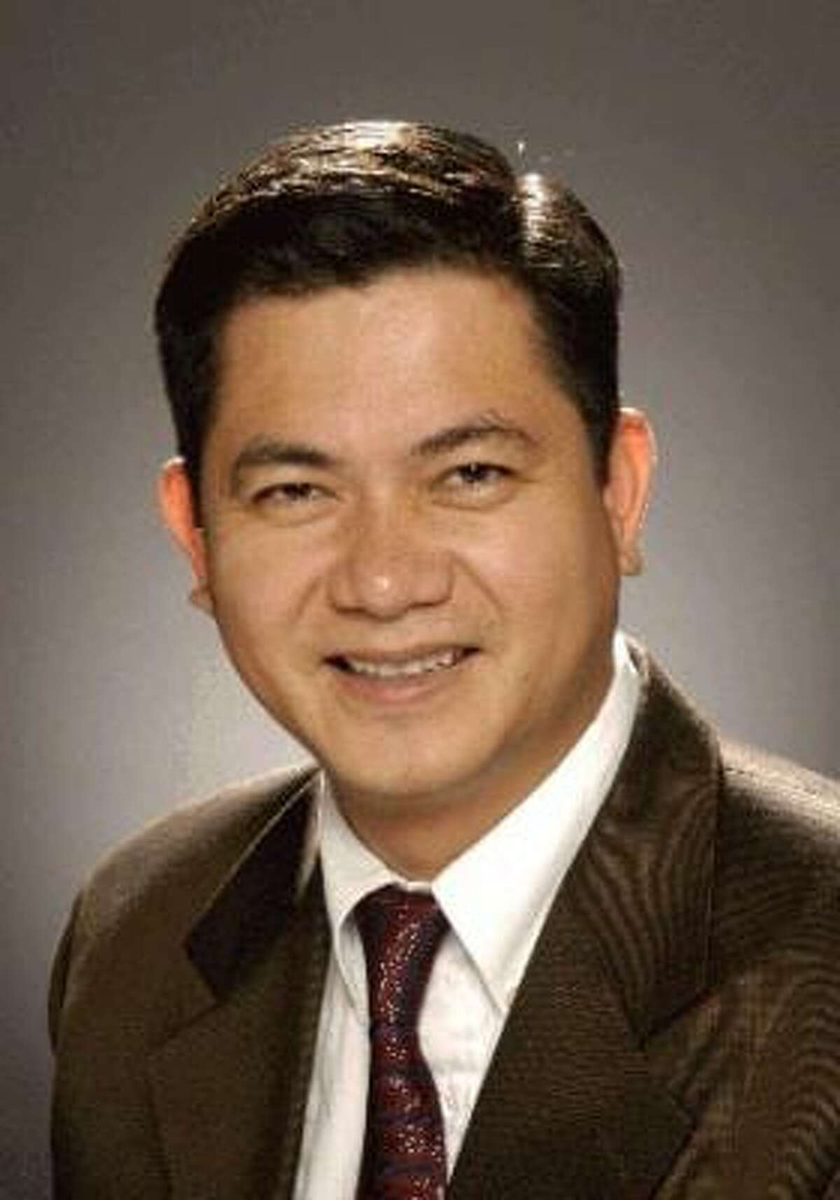 City Council District F candidate Al Hoang