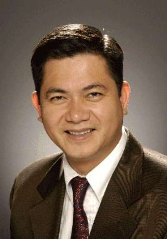 City Council District F candidate Al Hoang