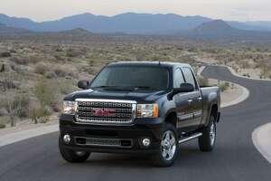 No. 6: GMC trucks (37 reported stolen)