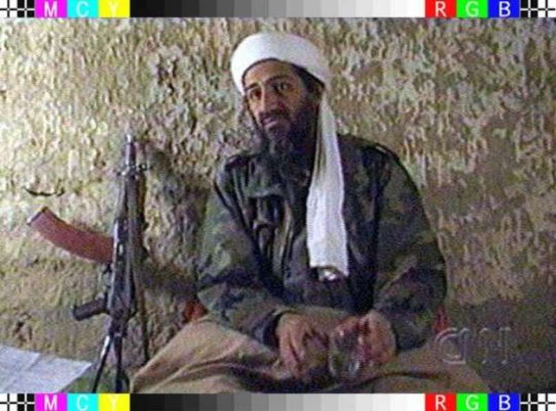 Osama bin Laden voiced his opposition to the U.S. foreign policy, dotted with quotes from the Quran.