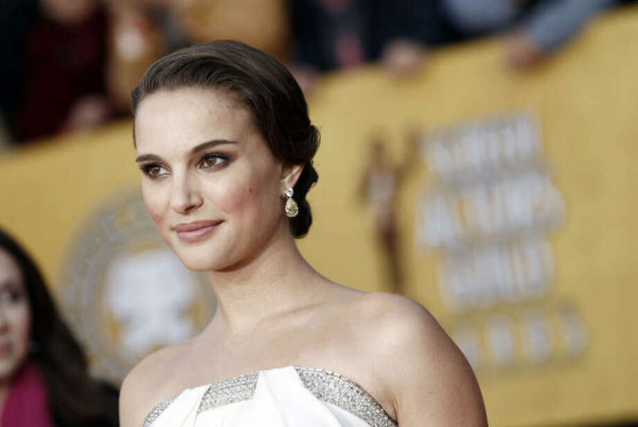 Natalie Portman, who was born in Jerusalem, is not only bilingual - she speaks five languages in addition to English. Portman is fluent in Spanish, Hebrew, German, and Japanese. She also speaks French but doesn't consider herself fluent in the language. - celebritytoob.com Photo: Matt Sayles, AP