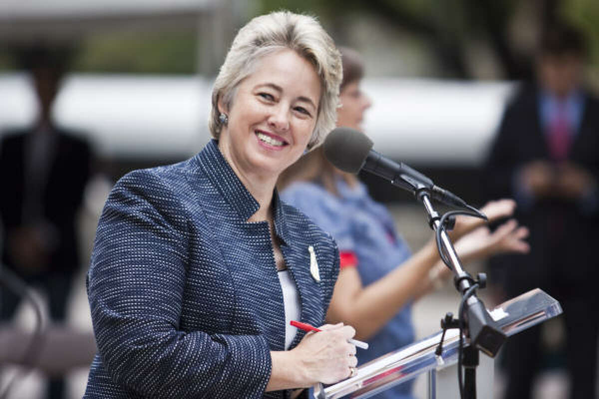 #26. Annise D. Parker, Mayor of the City of Houston