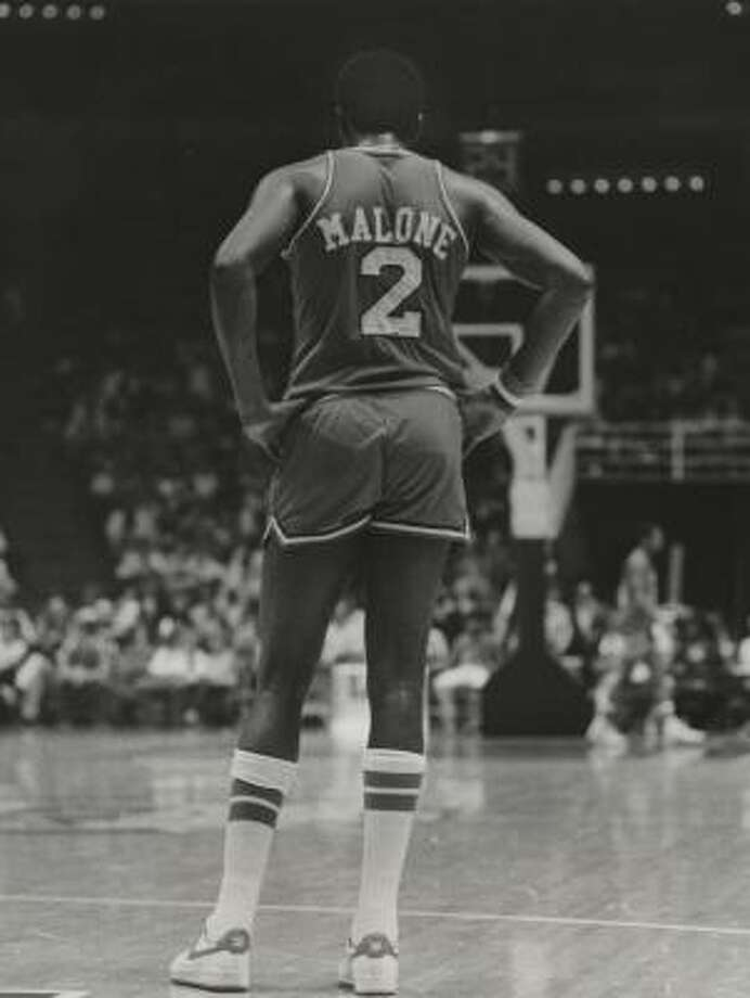 "Moses Malone / Rockets to 76ers.  Left via free agency, returned Dec. 28, 1982.Stats : 24 points, 17 rebounds, 76ers won 104-93.Reception : The first sellout crowd of the year for a Rockets team that fell to 4-24.Reaction : ""It was not really anything special. It was just a game that we had to fill the schedule with."" Photo: Steve Ueckert,  Chronicle File"