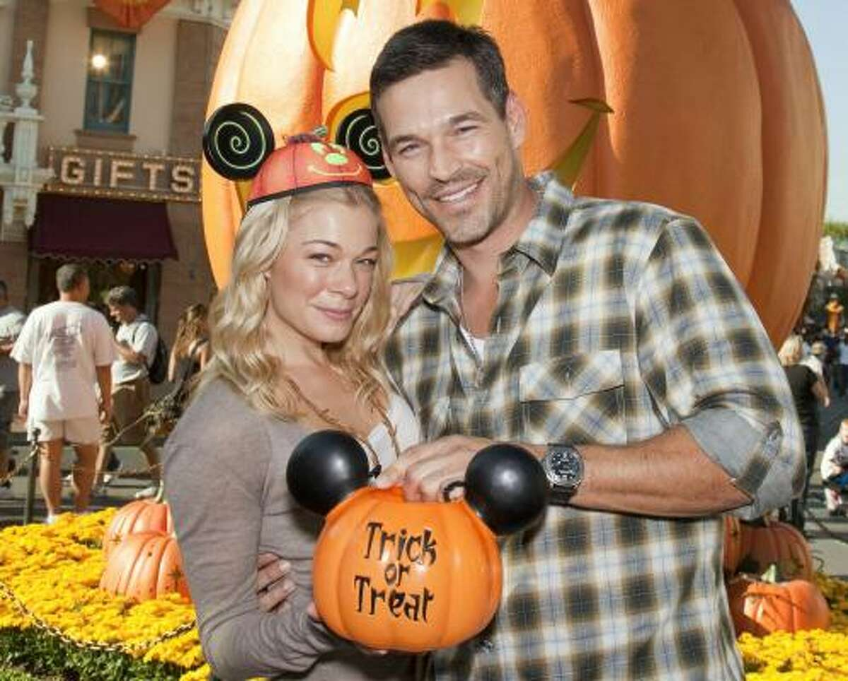 The affair that reportedly lasted over a year, broke up both LeAnn Rimes' marriage to dancer Deane Sheremet and Eddie Cibrian's marriage to model Brandi Glanville, with whom Cibrian had 2 children. The pair married in a small ceremony on April 22, 2011.