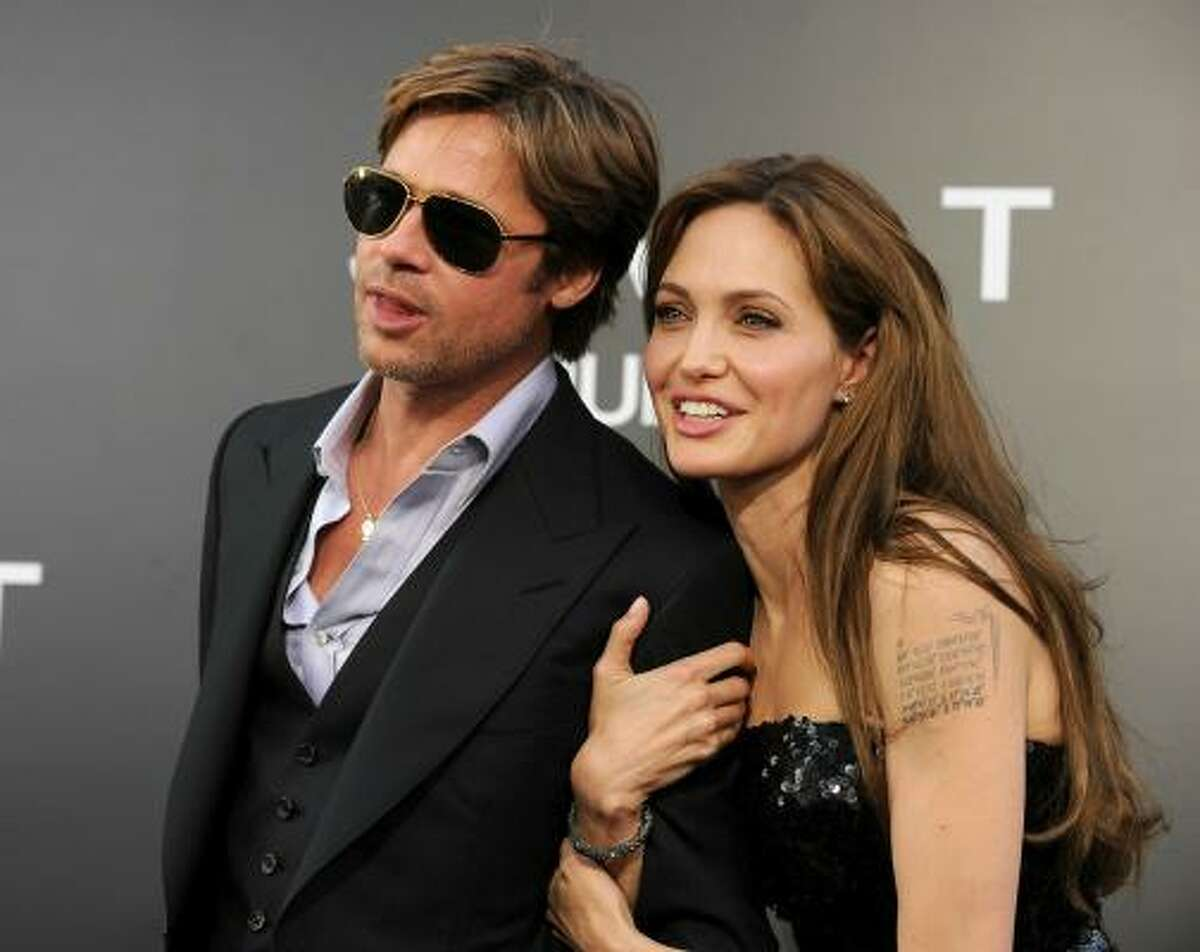 Many would describe Angelina Jolie and Brad Pitt's relationship as one of the most scandalous in Hollywood history, especially since it allegedly broke up his marriage to Jennifer Aniston.