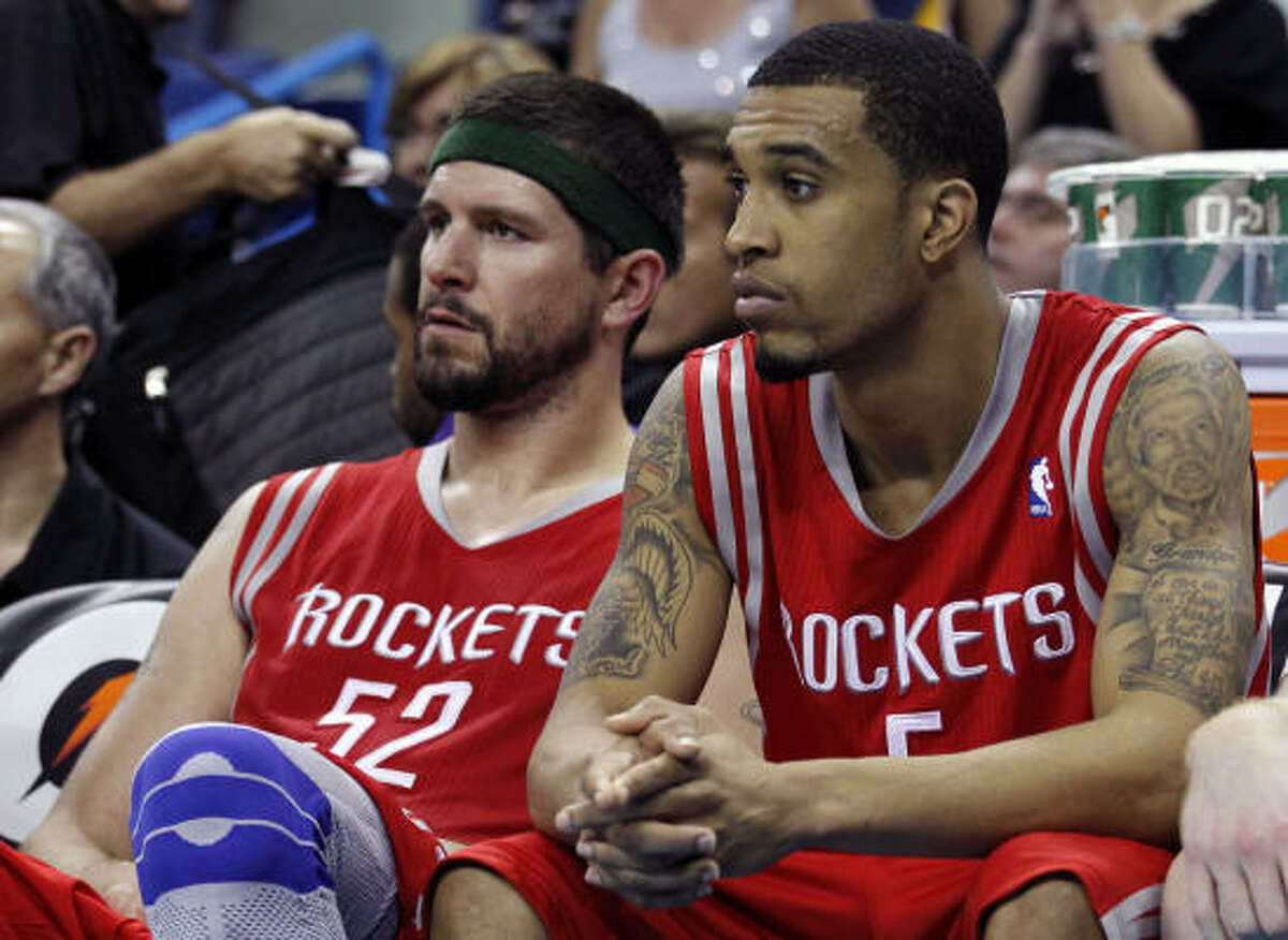 Bad The Rockets stumble from the gate, with last-minute breakdowns in Los Angeles and San Antonio book-ending an 0-5 start.