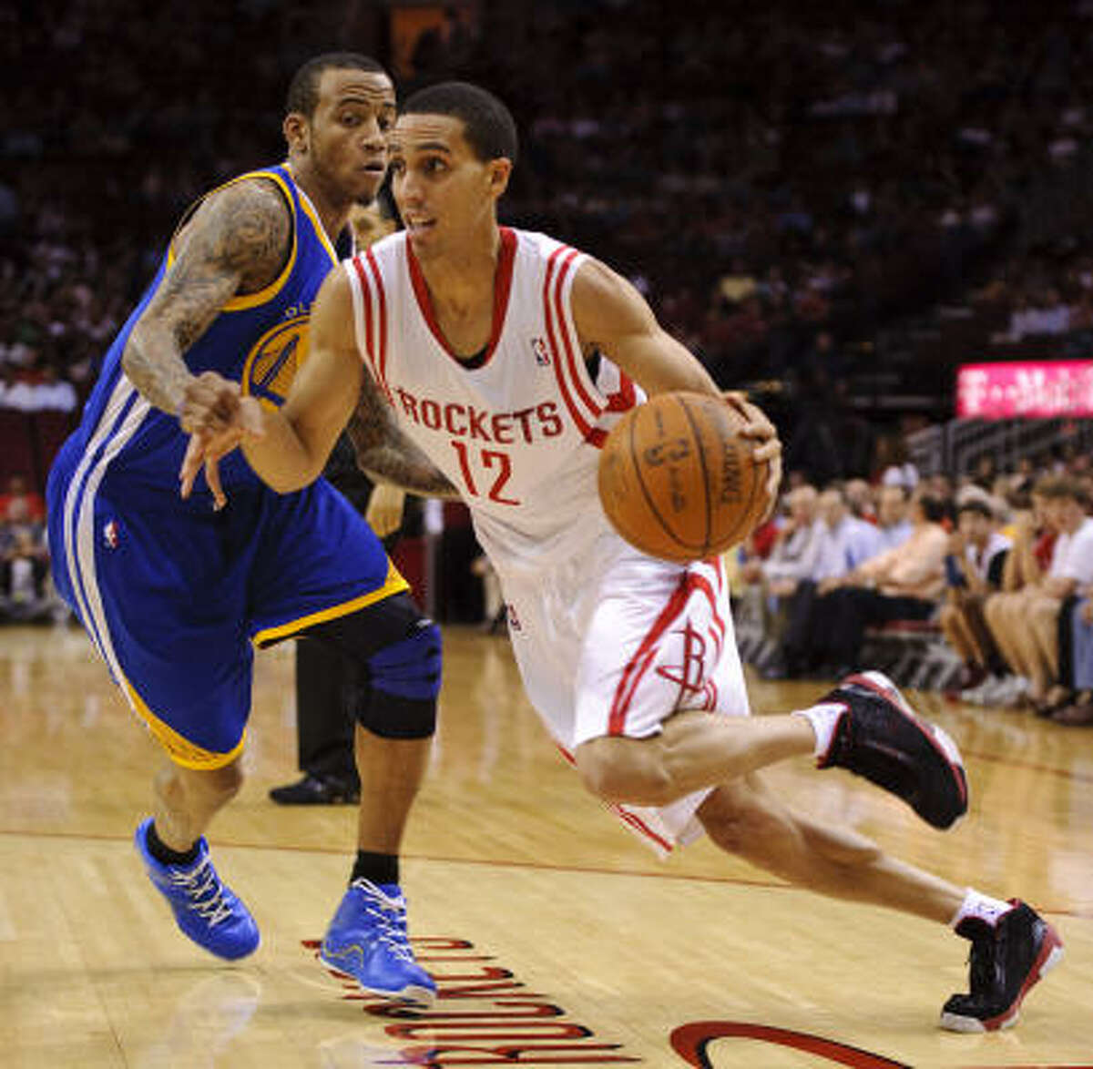 Good Kevin Martin become the first Rockets player in the top 10 of four statistical categories since Hakeem Olajuwon in 1994-95.