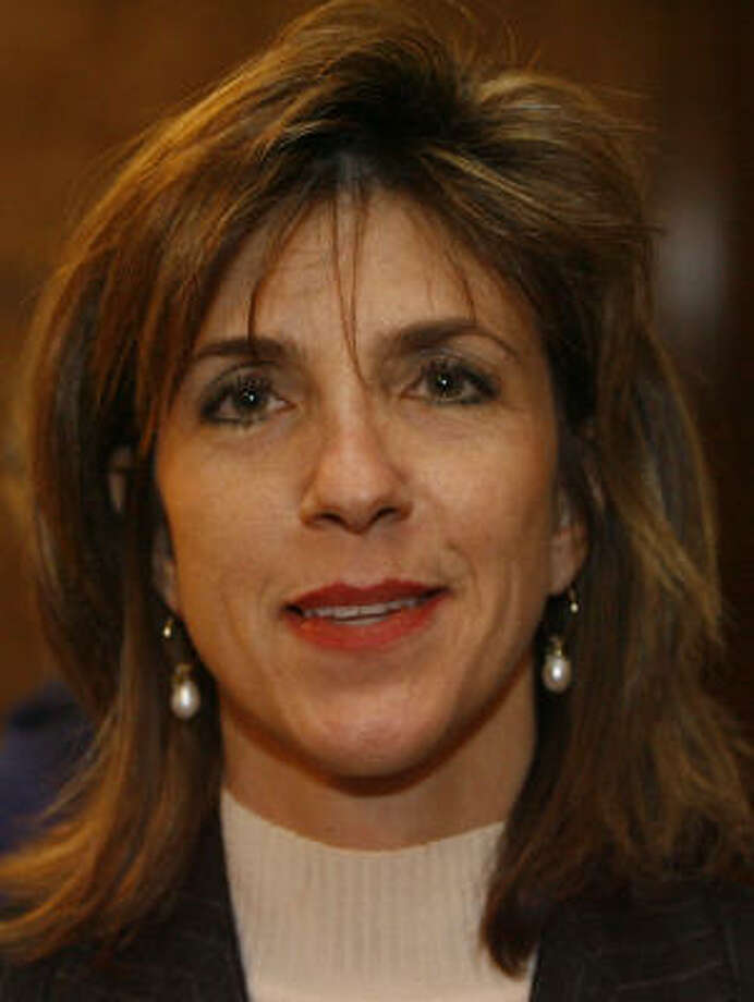 Republican district attorney candidate Kelly Siegler. Photo: Melissa Phillip, Houston Chronicle