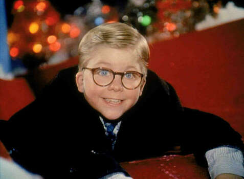 Peter Billingsley, 1983, age 12.